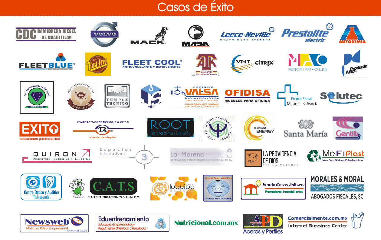 Paginas web Inteligentes Comercio electronico-casosdeexito