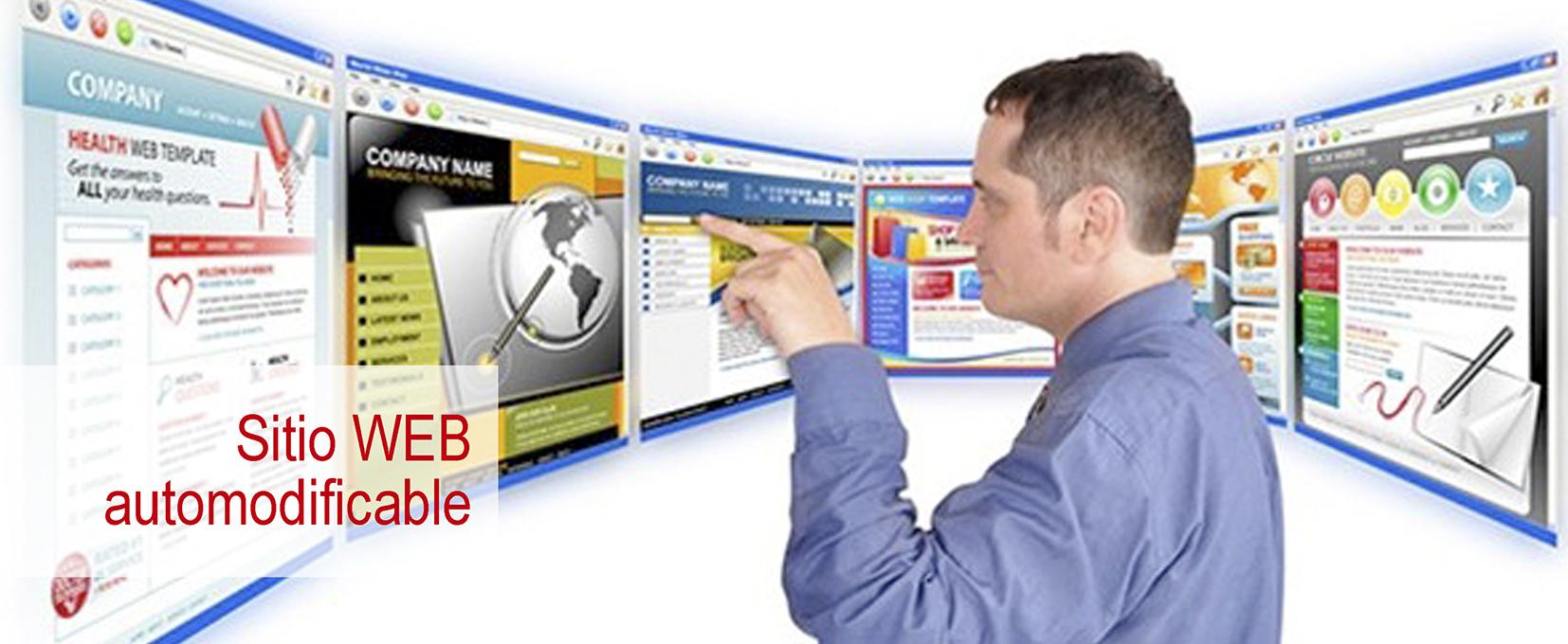pagina-web-Sitios web-wordpress