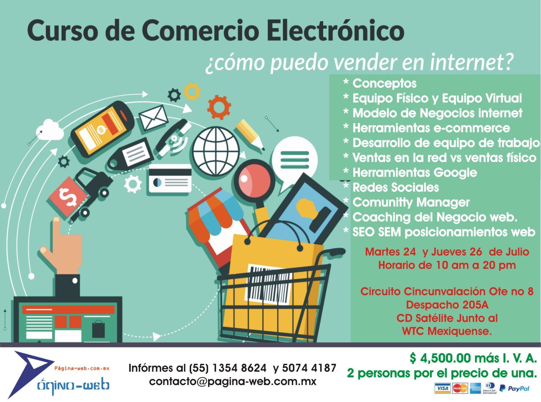 curso comercio electronico jul18
