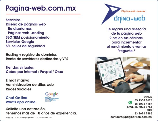 email-flyer- pagina web